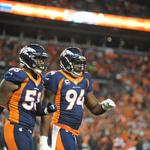 NFL Sack leaders:  1. Von Miller - 8.0 2. DeMarcus Ware - 7.0  Oh, and theyve had their bye week. http://t.co/fkIgfcRDkz
