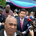 VÍDEO| Tras audiencia, Moncada Luna es escoltado por policías hasta su domicilio http://t.co/2XuFBTPyzG #Panamá http://t.co/nnbAFQKpTn