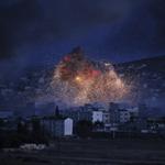 International Photo of the Day -  (Lefteris Pitarakis/Associated Press. Kobani, Syria) - http://t.co/cLZHM0kC0A
