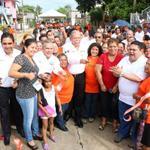 Con más calles y avenidas pavimentadas optimizamos la comunicación entre colonias o sectores de #Tampico http://t.co/9uwSkqtVLB