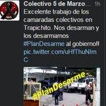 """RT @RConfidencial: """"Colectivos desarman al gobierno"""" Hombres armados robaron 42 pistolas de la PNB http://t.co/2lkJd7kJsI http://t.co/srn3b6Tsut"""