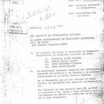 "RT @goveme: ""@PipeHenriquezO: Abogado de Labbé, MIENTE: El docto que acredita que Labbé fue miembro de la DINA. !ASESINOS! http://t.co/ZXcgLirTPZ"""