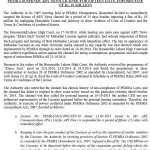 RT @MuGOHER: @fatimasaqib3 Actually court ny he kaha hai Bnd kro...here is the press release issued by PEMRA http://t.co/6B5jrVDyzY