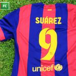 RT @ESPNFutbolClub: [Concurso - AR, CO, CL, UY, BO, PY, EC] #CamisetaSuárezFC ¡Seguinos y dale RT a este tweet para participar! http://t.co/p3QmP3vc8z