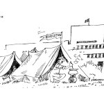 """@etribune: Todays editorial cartoon by @sabirnazar1 #Pakistan #Dchowk #AzadiMarch #Inqilabmarch http://t.co/HRg1AKYMc6"""