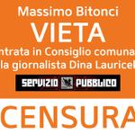 Aspettatevi Padova a @Serv_Pubblico, e non sarà un bello spettacolo #censura http://t.co/ajPMKnvmBT