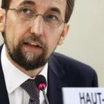 """RT @MonseTalleyrand: Alto Comisionado de la ONU exige """"inmediata liberación"""" de presos políticos venezolanos: http://t.co/edq16Lzi0q http://t.co/hyL739kPpo"""