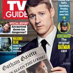RT @Gotham: BREAKING: Det. Gordon is on the cover of @TVGuideMagazine. Dont forget to pick up your copy on THURSDAY. #gotham http://t.co/C2idwfrz03