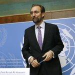 RT @ReutersLatam: Comisionado de derechos humanos ONU insta a Venezuela a liberar a líder opositor http://t.co/ygxIOzf9qf http://t.co/g5fFyxpxr1
