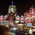 RT @WeAreMumbai: Wow! This looks lovely! RT @HarishMamania: @WeAreMumbai @InfoMumbai Panoramic view of CST decked up for Diwali http://t.co/os3k63T8xA