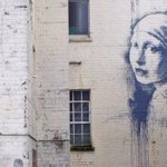 RT @BBCBristol: New Banksy earring mural appears in Bristol Harbourside http://t.co/NZxt3jAjZo http://t.co/RN9gVXrWWC