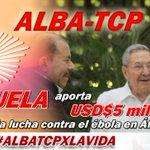 RT @YvanJoseBello: Ahí está la mano humana, la naturaleza d la #AlbaTCPxLaVida servir y apoyar donde se requiera,por el Camino d Chávez! http://t.co/ZYO1QziyfL