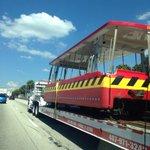 Backlot tour tram!! http://t.co/qbMAcF2Ow0