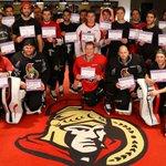 RT @Senators: News Release: #Sens to host Hockey Fights Cancer Awareness Night on Wednesday: http://t.co/J7dR1iYD0o http://t.co/K5rzwHKdUd