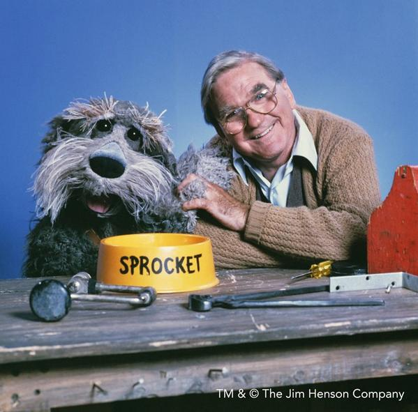 We're extremely sad to report that our favorite silly creature Gerry Parkes @FraggleRock's Doc has passed away at 78. http://t.co/wF4WvgMLKX