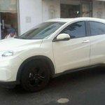 Novo jipinho da Honda é flagrado em SP http://t.co/hqvFF8cZ8P http://t.co/woYSph8Zof