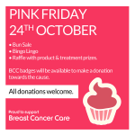 RT @BellissimaEx: This Friday we are proud to support @BCCare_UpNorth, A charity close to our hearts! #PinkFriday #Guiseley #Leeds http://t.co/sSYXxeLHdL
