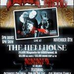 RT @KiloCrackroxxx: Halloween Hangover show Nov. 8. @SCUM412 @insanepoetry @MrKomatose & me as Oktoberz Children + more! #Omaha #show http://t.co/B8pjwrF4Io