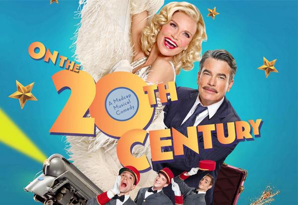 Michael McGrath, Mary Louise Wilson, @Andy_Karl + Mark Linn‐Baker will join @KChenoweth for On the 20th Century. http://t.co/USw1UAhcKx
