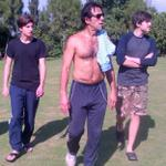 """@ABKool: Now girls will go crazy after seeing this pic! http://t.co/aZQTAy7OgX"" O MAIN SADQEH KHAN KE! ???? #WeLoveYewImranKhan ❤️"