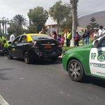 Colisión Vehícular Mediano Impacto. Av. Playa Brava con Sagasca. Una Persona Lesionada. Traslada po SAMU. #iquique http://t.co/cZAmIZ9QrG