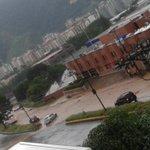 #20oct Asi se encuentra la Principal de la yaguara tras las fuertes lluvias #360ucv http://t.co/HBbYxdOR5h