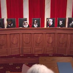 John Oliver Stages Adorable Supreme Court Reenactments Using Dogs http://t.co/tchy9zixqx (VIDEO) http://t.co/UQGxwNnsew