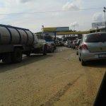 Reportan largas colas en Acarigua - Araure para echar gasolina #20O (vía @NoticiasSB1 @JuanCMarczuk) http://t.co/RJ87jH2JTb