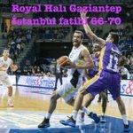 RT @musa_bass: İstanbul Fatihi Royal @metinuzer @Tanernak @cihandagci @orcyuk @orhankusnc @gantepbasketbol http://t.co/A9izeBDRkB http://t.co/RsKSJr5kyI