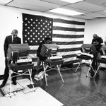 RT @WhiteHouse: President Obama just cast his ballot for this years midterm elections on the first day of early voting in Illinois. http://t.co/YTE4qDCfRM