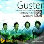 RT @TheBingLounge: Want to see @guster in the #binglounge on 10/29? @IntelUSA is giving away a pair of tix!RT for a chance to win! #pdx http://t.co/DBvk4tnXh0