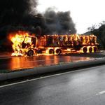 """""""@42Karola Gandola se incendia subiendo de la guiara a ccs. http://t.co/uuRrSekH7i"""""""