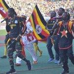 RT @Walipah_Sanza: PATRIOTISM @ its Best !!!! @JChameleone Repp Uganda , Eastafrica & Africa #WalaWale No10 on Trace Urban @LENONMULLAR http://t.co/GZdzWn5JhU