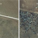 RT @washingtonpost: The battle for Kobane in Syria, as shown by U.N. satellite imagery http://t.co/sRvUptEg2n http://t.co/LRbWHk5ywi