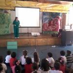 Charla sobre el Chikungunya en el Colegio Eduplin el pasado viernes 17O http://t.co/PIbSEBWFWf