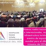 RT @SEFOTURNews: Trabajando por #Guerrero con pasión @AngelAguirreGro @JavierAluni @portalguerrero @TriangulodelSoI @Guerrero_Cumple http://t.co/q7ib2Xkml5