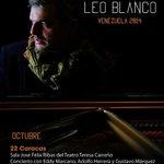 Leo Blanco se presentará en #Caracas este 22 de octubre @elsistema @venpianista @vzlasinfonica @layitamaracas http://t.co/rAHmaBycjR