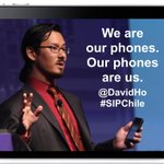 RT @sandeep_NYC: .@DavidHo, @wsj editor and @cunyjschool faculty gives a talk on tablet/phone journalism at #SIPChile http://t.co/X6LdUcfLY9