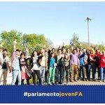 Viste a los jóvenes en las listas del @Frente_Amplio? #parlamentojovenFA @matrodriguez2 @doscabras @elsantisoto http://t.co/D7CoAQv3WT