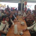 RT @chris_aparicio_: La buena mesa @sanchez_jaen @casantonio1992 @lossentidos13 en el día de @JaenGastronomco de @cienxcienjaen #Jaén http://t.co/LwwuoGS4jP