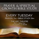 RT @OneChurchLA: Join us for prayer and Bible study every Tuesday beginning at 7pm! #onechurchla #God #Jesus #faith #love #hollywood http://t.co/e5hed7RKKa