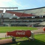 Tras la victoria ante Belgrano, el plantel de #River ya se entrena en el Monumental: http://t.co/i1caEIqjGo