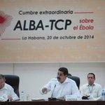 #InterVTV | Declaración de la Cumbre Extraordinaria del ALBA-TCP sobre el ébola http://t.co/cztiH3B0XB http://t.co/O3R1wkitaL