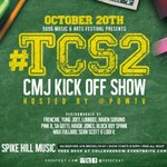 Tonight catch @thereallumidee performing live in #Brooklyn at the #TCS2 #Cmj Kick Off Show Hosted by @powtv #Lumi http://t.co/XrQIv9PBFE