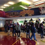 RT @blinfisherABJ: Pretty cool! #Akron2Detroit is getting @QuickenLoans HQ getting tour after Dan Gilbert saw @ohiodotcom ABJ article http://t.co/u8z0nlbFSj