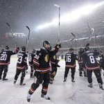 Here is a pic of the last win for Chicago at Soldier Field.  MIND BLOWN http://t.co/Owx5bf9ii9