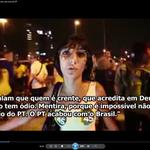 5 - #PerolasCoxinhas O PT acabou com o Brasil. Era bom quando tinha fome, desigualdade, etc. Volta FHC http://t.co/vnF0XAgtXg