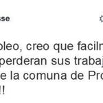 "RT @Chileokulto: El masivo trolleo a Gonzalo Feito por ""defender"" a Cristian Labbé http://t.co/sJ4oZPjpig http://t.co/fSb5KcXvmk"