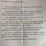 Fique ligado. Toda vez que o PT fizer comparação com o passado, mostre a carta de Dilma ao FHC. Aqui está ela: http://t.co/9GEq9WtjAy