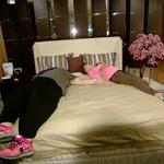 RT @PechinoExpress: In esclusiva per gli amici di Twitter un'immagine del sonnellino di @Gabrygolia e @liciaanimalie! #pechinoexpress http://t.co/UBGCsgLEyY